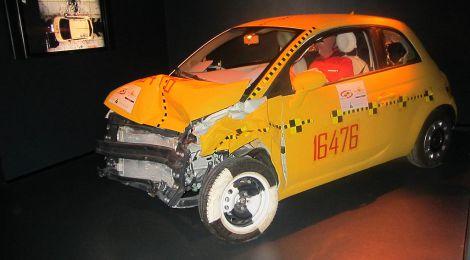 crashtest NCAP