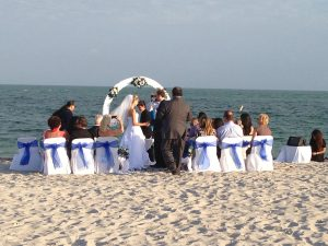 Wedding Key Biscayne
