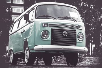 VW Bully Camper